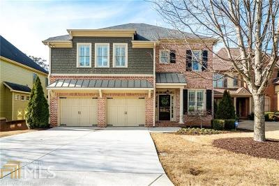 Johns Creek Single Family Home Under Contract: 9875 Covenetry Ln