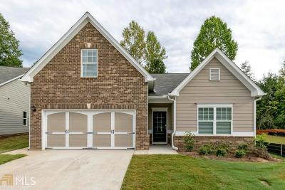Dawsonville Single Family Home For Sale: 91 Ravencroft Dr