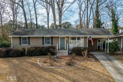 Brookhaven Single Family Home For Sale: 2908 Parkridge