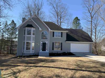 Lithonia Single Family Home Under Contract: 615 Lone Oak