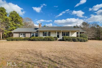 Grayson Single Family Home For Sale: 2450 Rosebud Rd