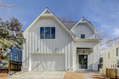 Single Family Home For Sale: 2595 Caldwell Rd