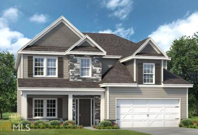 Newnan Single Family Home Under Contract: 74 Ashton Pl #252