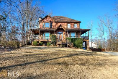 Euharlee Single Family Home For Sale: 11 Fox Meadow Ct