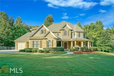 Canton Single Family Home Under Contract: 834 Waterford Estates Mnr