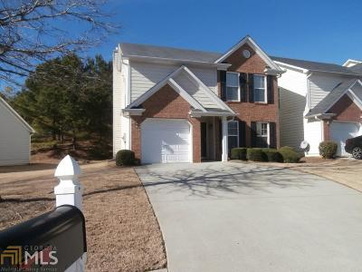 Union City Single Family Home Under Contract: 9527 Lakeview Rd