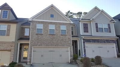 Snellville Condo/Townhouse Under Contract: 3477 Desoto Rd