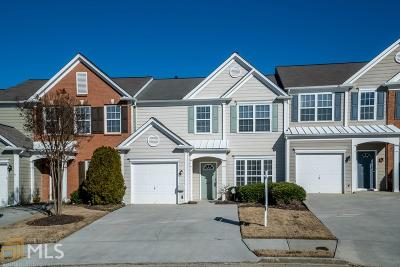 Alpharetta Condo/Townhouse Under Contract: 3146 Commonwealth Way