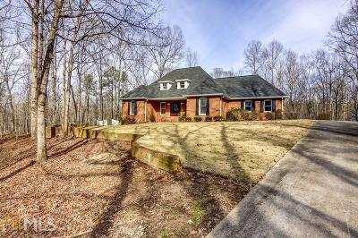 Newnan Single Family Home For Sale: 457 Cedar Creek Rd