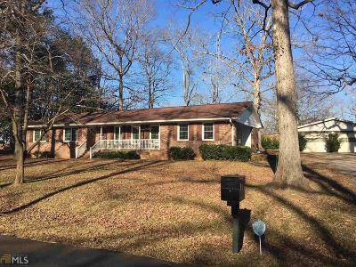 Butts County Single Family Home Under Contract: 187 Watkins