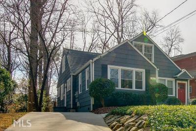 Atlanta Multi Family Home For Sale: 783 Courtenay Dr
