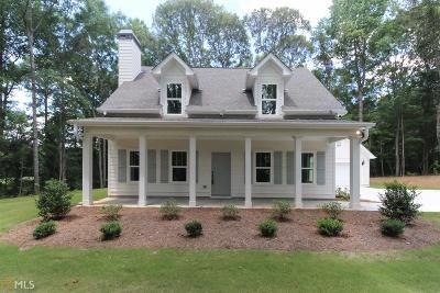 Newnan Single Family Home For Sale: 1 Smokey Rd #1