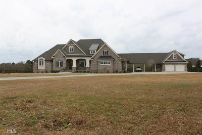Statesboro Single Family Home For Sale: 889 Nessmith Rd