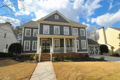 Peachtree City GA Single Family Home Under Contract: $639,900
