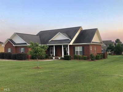 Statesboro Single Family Home For Sale: 307 Eight Point Dr