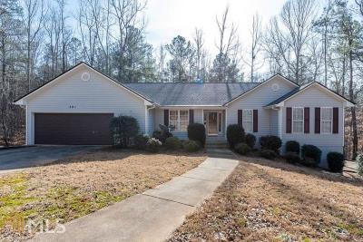Dallas Single Family Home For Sale: 291 Tibbits Dr