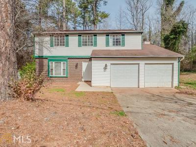 Stone Mountain Single Family Home Under Contract: 4828 Oak Path
