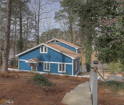 Butts County, Jasper County, Newton County Single Family Home For Sale: 320 Friar Tuck Cir