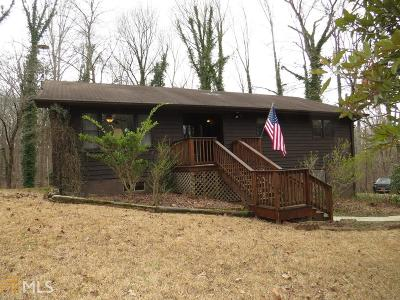Martin Single Family Home For Sale: 1286 N Holcomb Dr