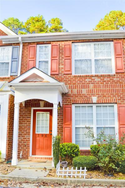 Lawrenceville Condo/Townhouse Under Contract: 396 Paden Cove Trl