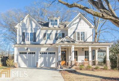 Smyrna Single Family Home Under Contract: 2611 Gilbert St