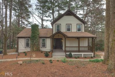 Roswell Single Family Home For Sale: 332 Sassafras Rd
