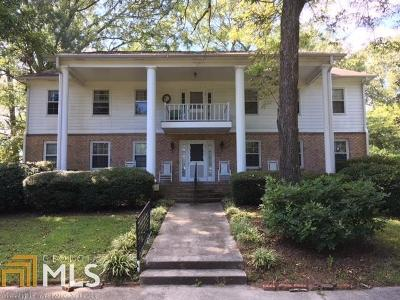 Conyers Rental For Rent: 995 Green St #Units A
