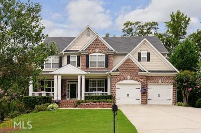 Powder Springs Single Family Home Under Contract: 6186 Windflower Dr