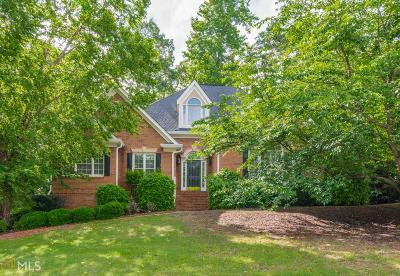 Douglasville Single Family Home Under Contract: 4811 Winterview Ln