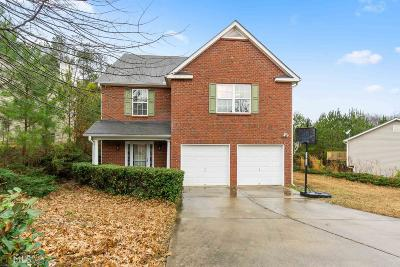 Union City Single Family Home For Sale: 5730 Union Pointe Dr