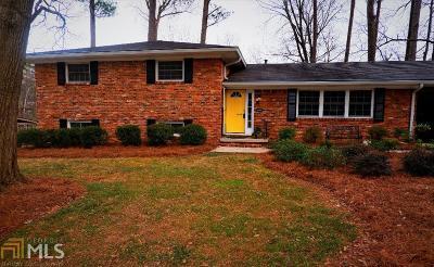 Avondale Estates Single Family Home For Sale: 1130 Berkeley Rd