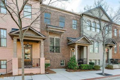 Suwanee Condo/Townhouse For Sale: 3659 Chicago