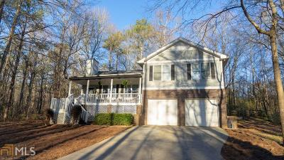 Braselton Single Family Home For Sale: 5695 Union Church Rd