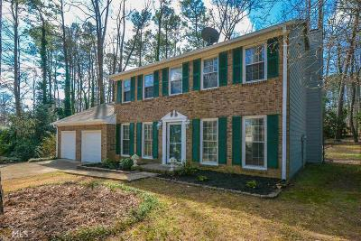 Kennesaw Single Family Home Under Contract: 3277 Wetherbyrne Rd