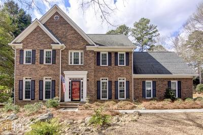 Peachtree City Single Family Home For Sale: 122 Colonnade Dr