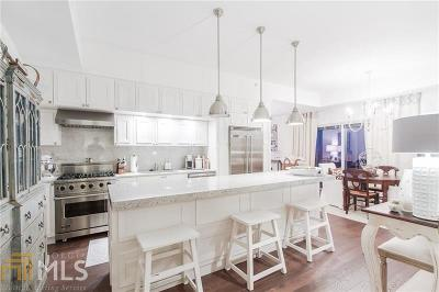 The Brookwood Condo/Townhouse For Sale: 1820 Peachtree St #1403
