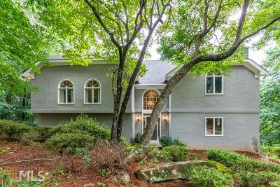 Roswell Single Family Home Under Contract: 420 Watergate Way