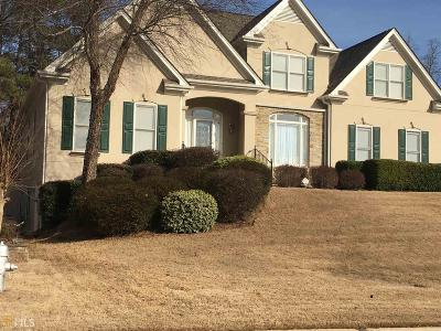 Snellville Single Family Home Under Contract: 4315 Burgomeister Pl