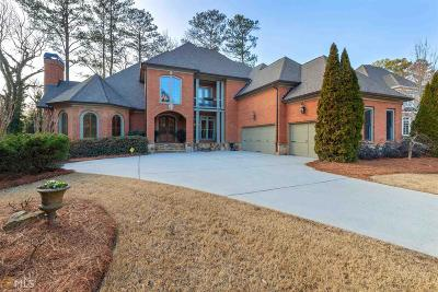 Marietta, Roswell Single Family Home For Sale: 3008 Canton View Walk