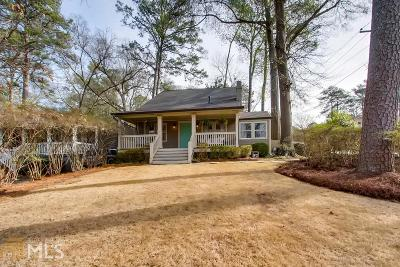 Peachtree Hills Single Family Home Under Contract: 2359 Glenwood Dr