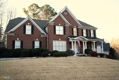 Woodstock Single Family Home For Sale: 575 Fairway Dr