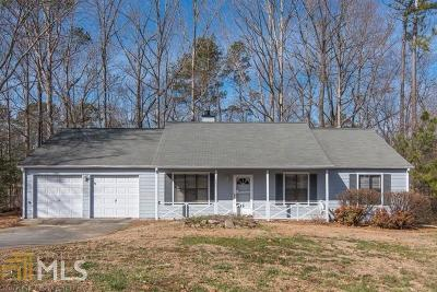 Woodstock Single Family Home Under Contract: 351 Knollwood Ln