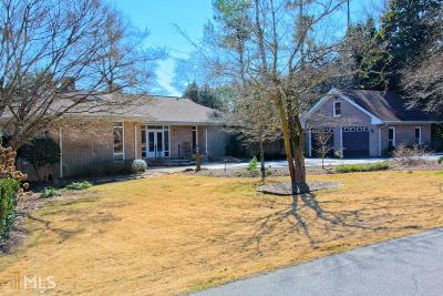 Carrollton Single Family Home Under Contract: 362 W Club Dr