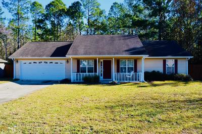The Meadows Single Family Home Under Contract: 130 Huntington Dr