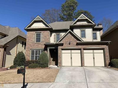 Tucker Single Family Home Under Contract: 4205 Idlewood Parc Ct