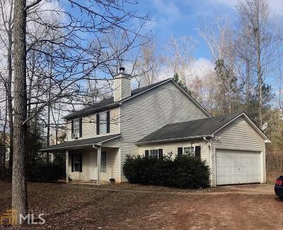 Stockbridge Single Family Home Under Contract: 1195 Fairview Rd