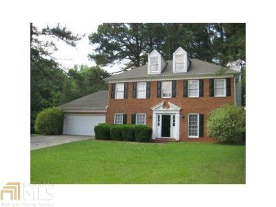 Lawrenceville Rental For Rent: 1371 Middleburg Hunt