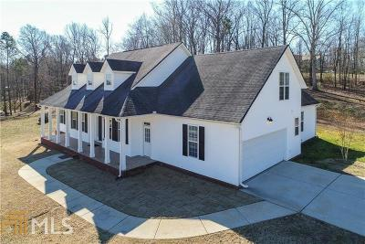 Jefferson Single Family Home For Sale: 392 W O Smith Rd