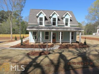 Senoia Single Family Home For Sale: 48 Horseshoe Bend Way