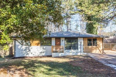 Decatur Single Family Home For Sale: 2360 Collier Dr